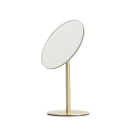 Gouden spiegel van MADE