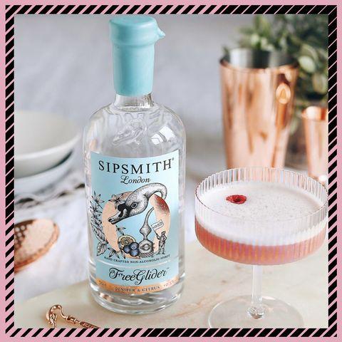 sipsmith non alcoholic spirit