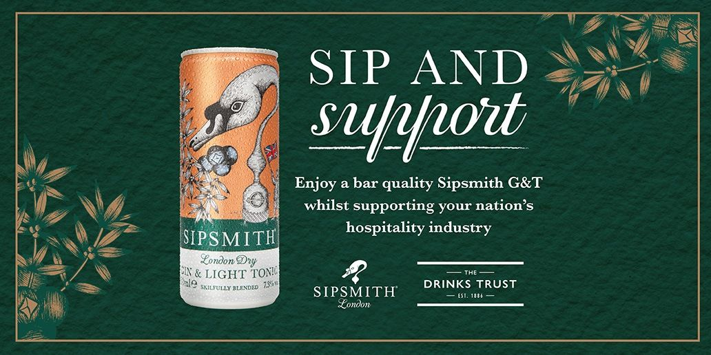 Here's How To Get A Free Case Of Sipsmith G&Ts Delivered To Your Door