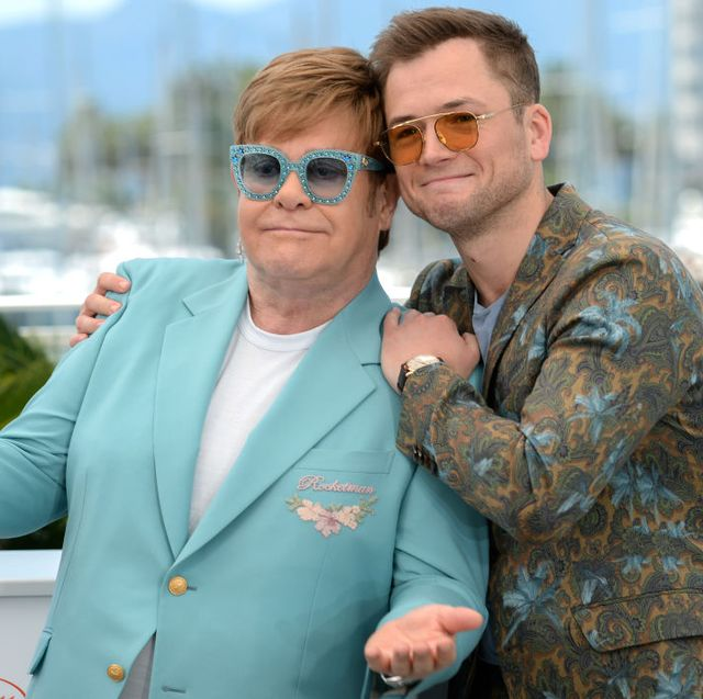 """""""rocketman"""" photocall  the 72nd annual cannes film festival"""