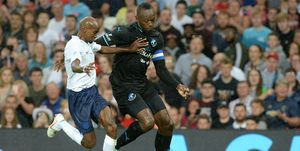 Mo Farah contra Usain Bolt en el Soccer Aid For Unicef 2018