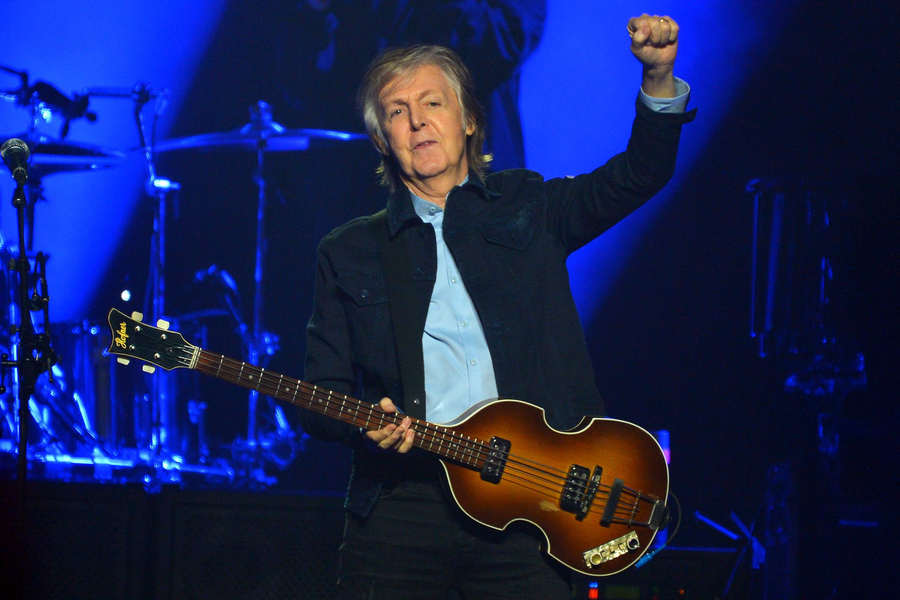 Paul McCartney Is Writing His First Musical. And It's a Christmas Classic.