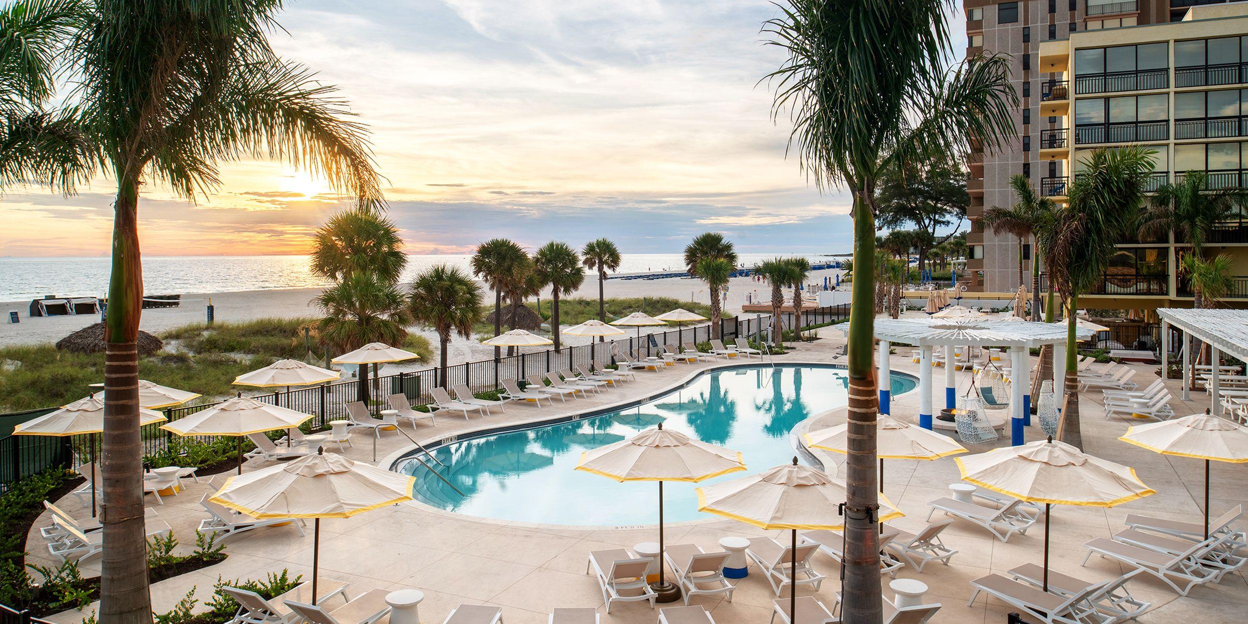 Sirata Beach Resort — St. Petersburg