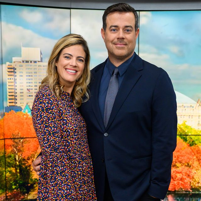 Today S Carson Daly Welcomes Baby Goldie Amid Covid 19 Pandemic