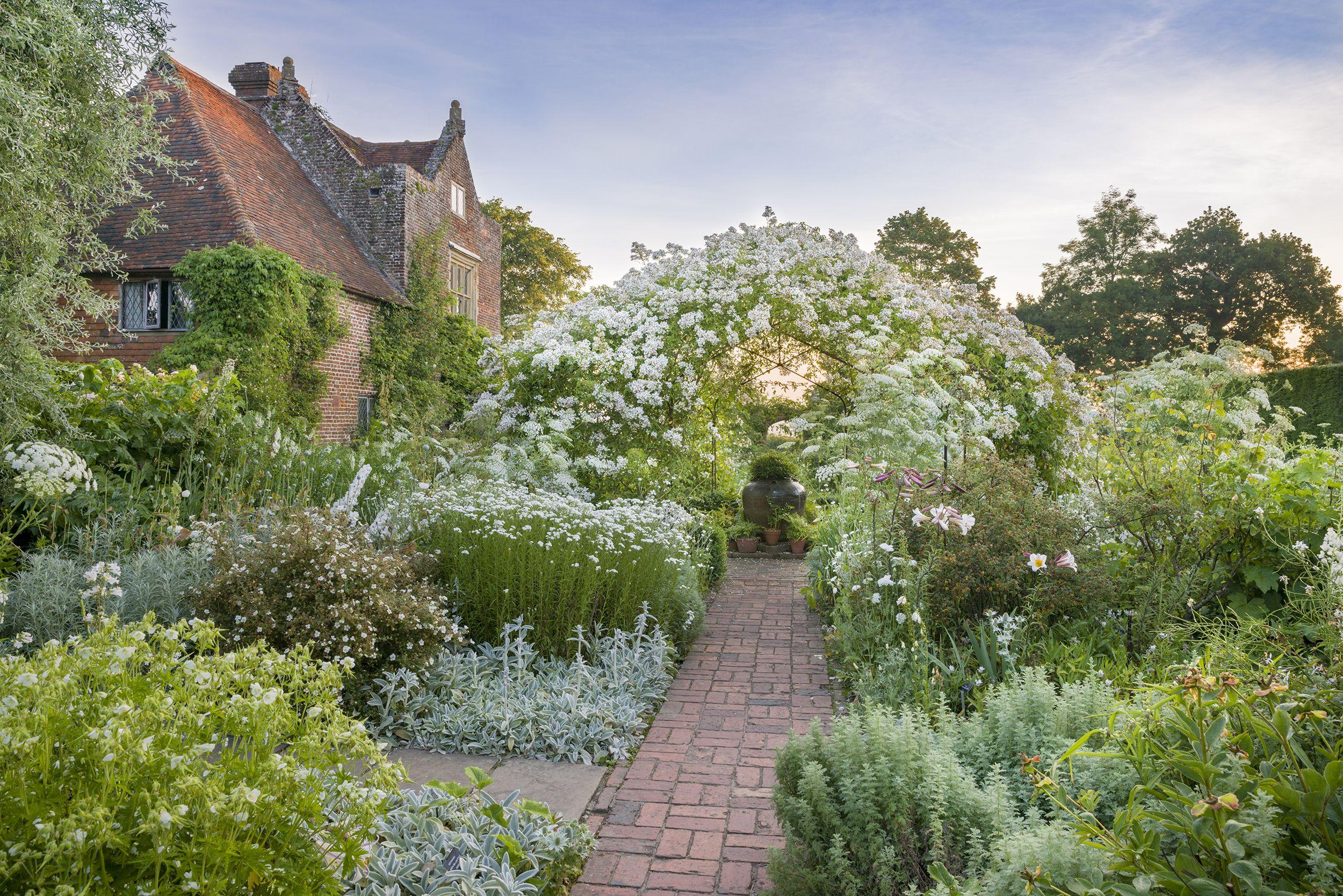 Is Sissinghurst Castle Garden the most beautiful garden in Britain?