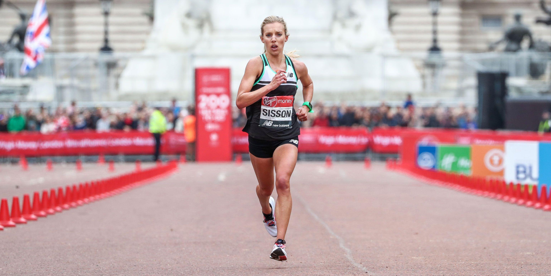 Emily Sisson Finishes Sixth at the 2019 London Marathon
