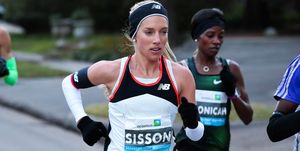 Emily Sisson Houston Marathon