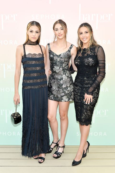 harper x Harper's BAZAAR May Issue Event Hosted by The Stallone Sisters and Amanda Weiner Alagem at Mama Shelter Hollywood