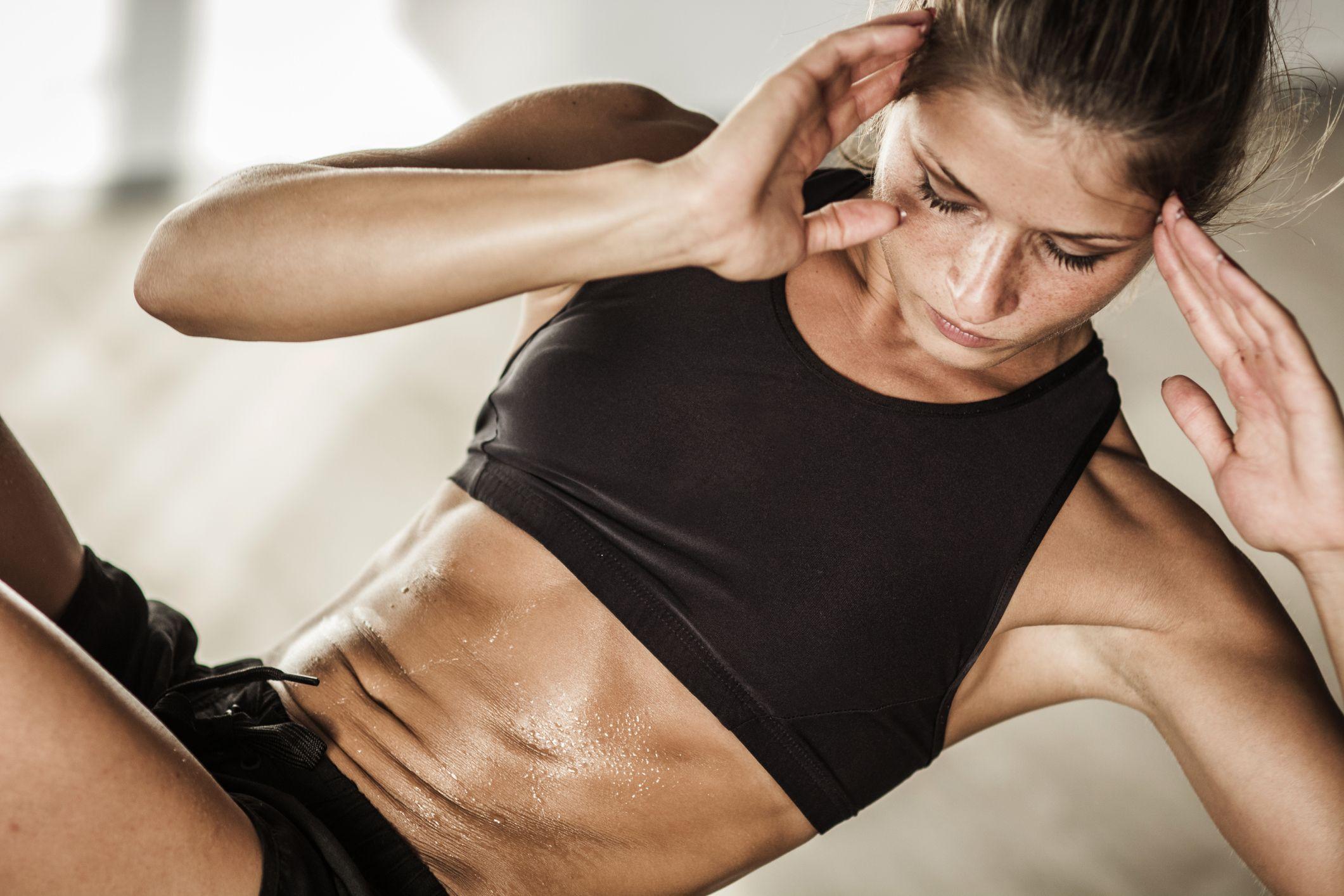 cómo convertir tu grasa abdominal en abdominales