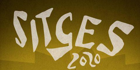poster oficial de sitges 2020