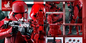 Star Wars Sith trooper
