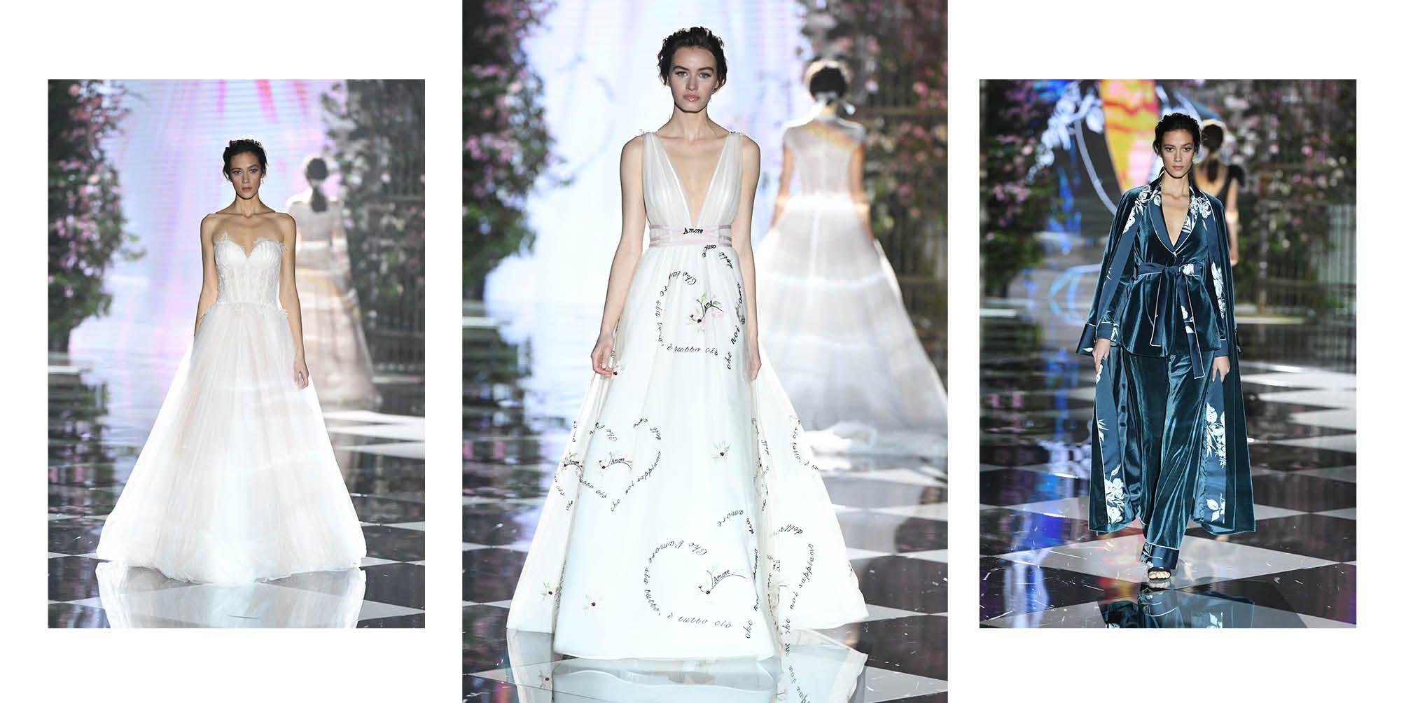 7b96963613f3 Atelier Emé ha presentato la nuova collezione sposa 2020 ispirata al mondo  delle favole