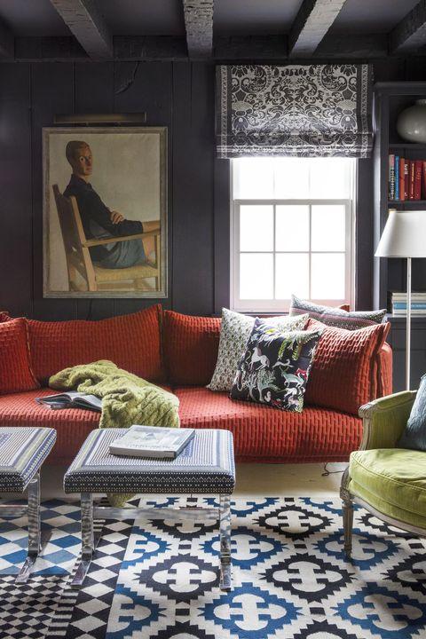 A Sitting Room, Unique Living Room Furniture