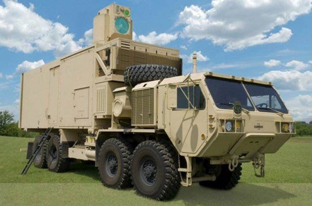 The U.S. Army Plans To Field the Most Powerful Laser Weapon Yet