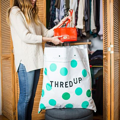 Sell Clothes Online- ThredUp Selling