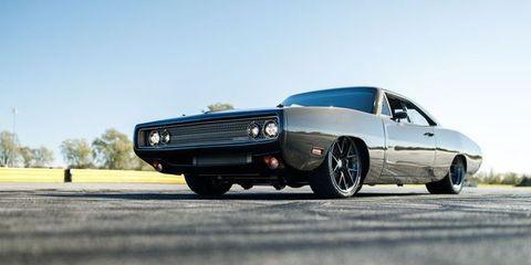 This Carbon Bodied Demon Powered Dodge Charger Isn T