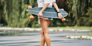 1960s skateboard legend Patti McGee