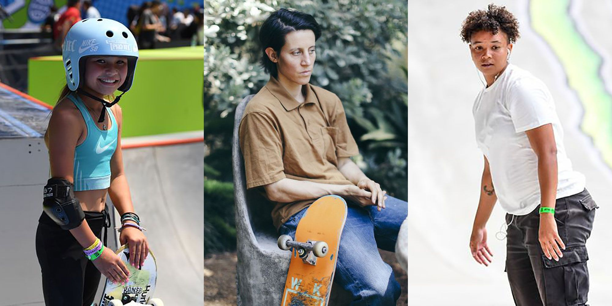 5 Top Female Skateboarders to Know - Olympic 2020 Hopeful Interviews