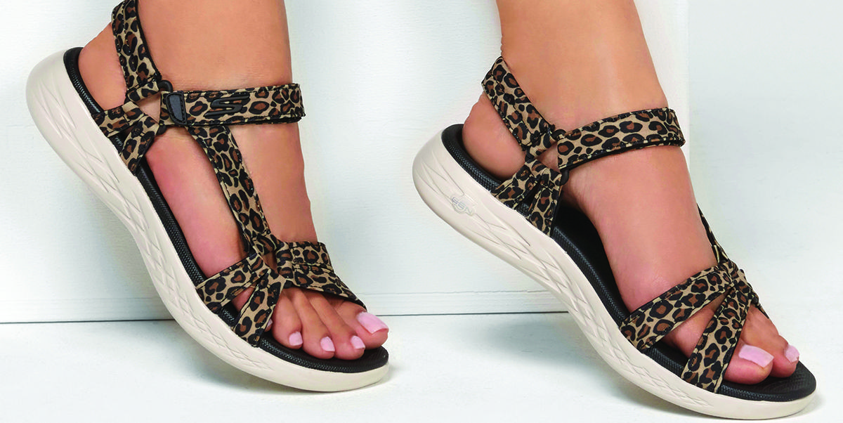 Take a Walk on the Wild Side with Skechers