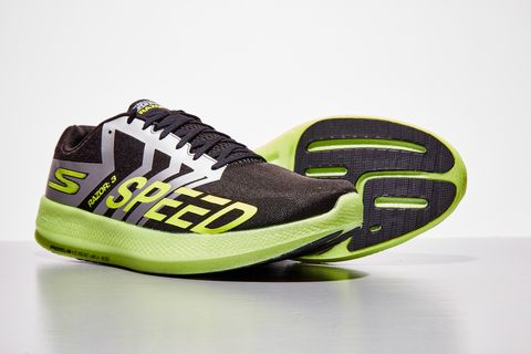 75f837dfd Sketchers GOrun Razor 3. Trevor Raab. The West Coast counterweight to New  England-based running shoe ...