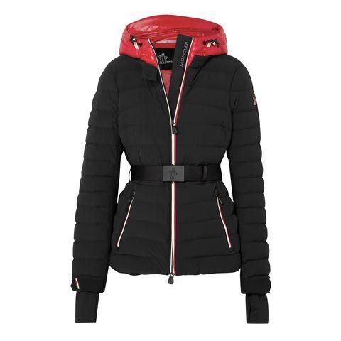 Ski holiday clothes - ski jacket