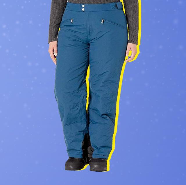 10 Best Plus Size Ski Pants For Women 2020