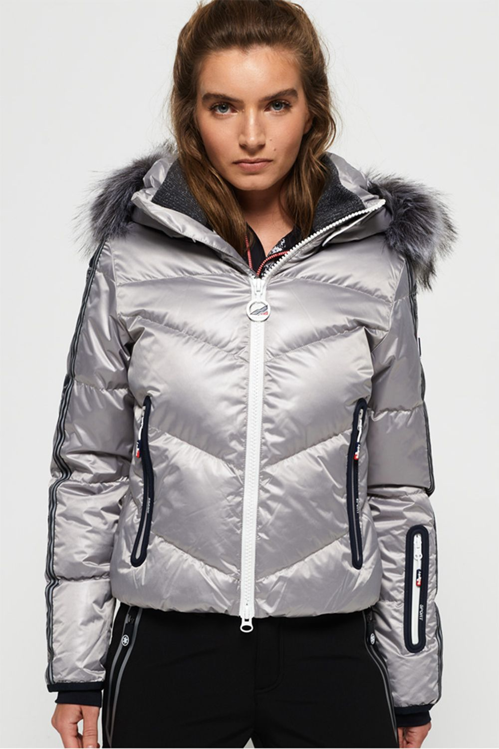 Womens Ski Wear The Best And Most Stylish Snow Ready Clothes For
