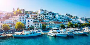 Vacanze Luxury a Skiathos, ecco cosa vedere