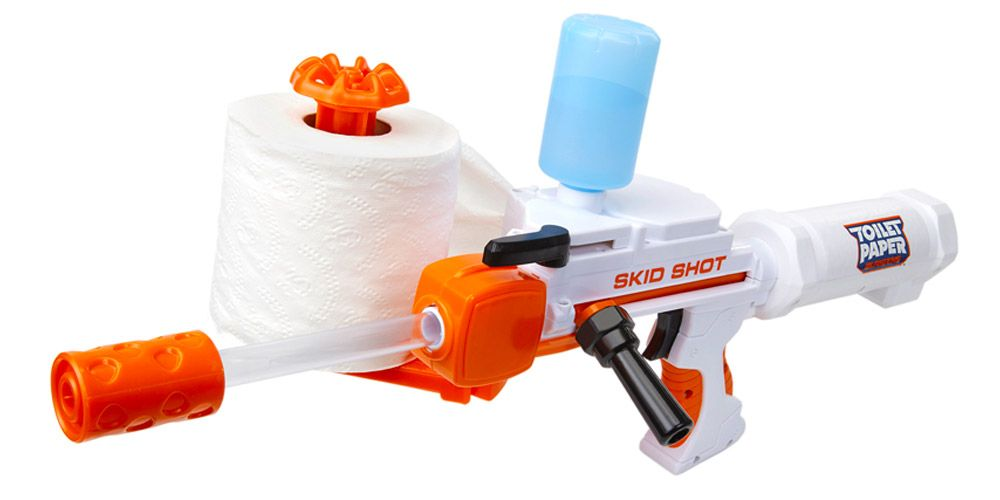 skid shot spitball toy gun