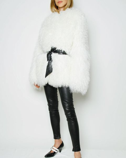 skiim paris sheepskin shearling coat outerwear