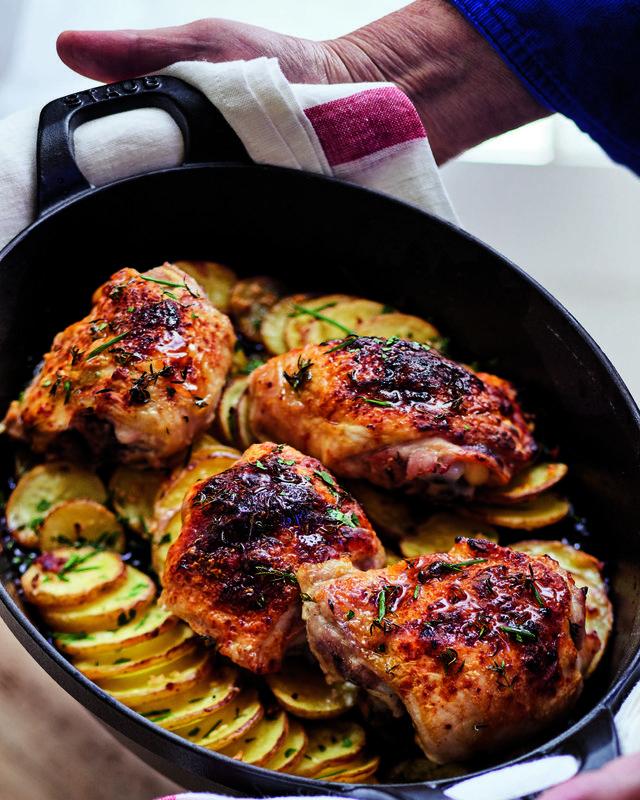 ina garten chicken recipes