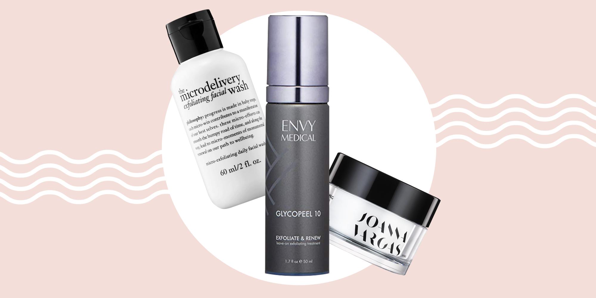 9 Best Exfoliators For Acne Prone Skin 2020