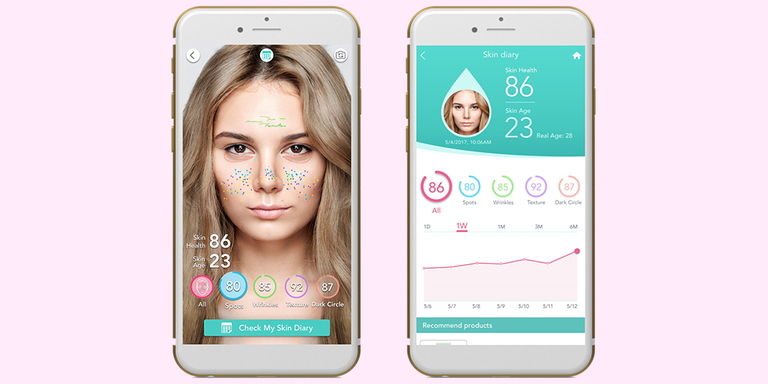 Youcam Makeup App Skin Diary Must-See Images  App Details-8884