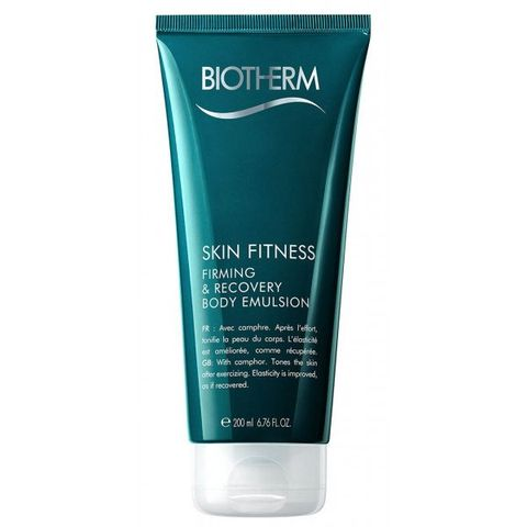 Body emulsion de Skin Fitness de Biotherm.