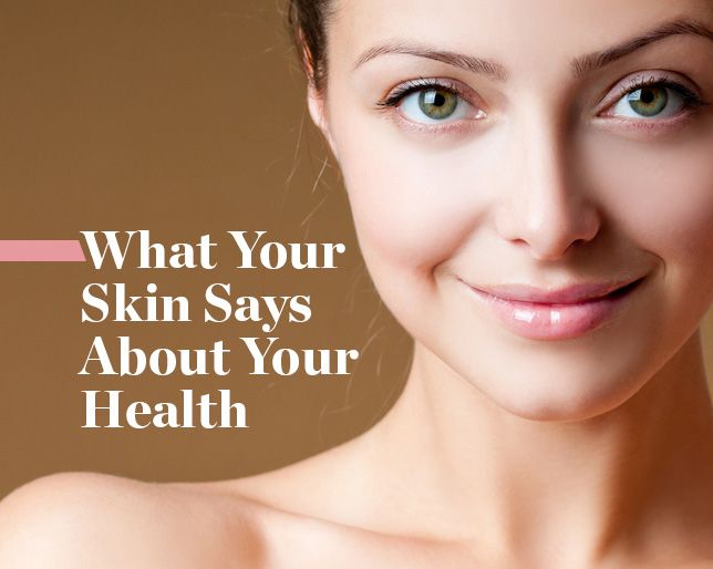 12 Scary Facts Your Skin Can Reveal About Your Health