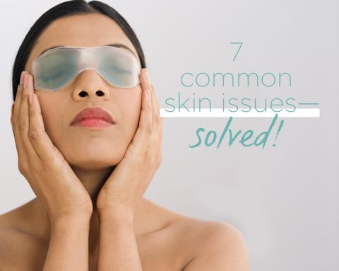How to Camouflage 7 Common (and Annoying!) Skin Issues