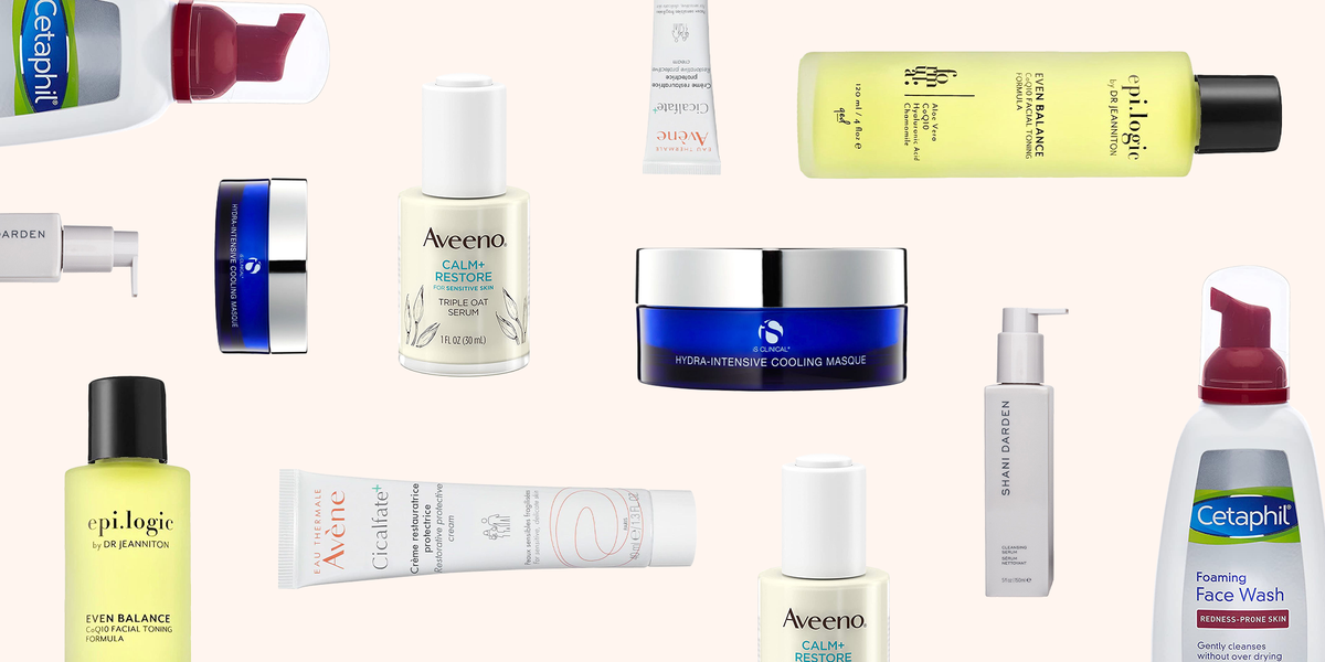 10 Best Rosacea Treatments and Redness Products That *Actually* Work