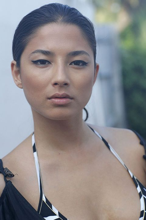 Mercedes-Benz Fashion Week - Swim Miami 2008 - Badgley Mischka - Backstage
