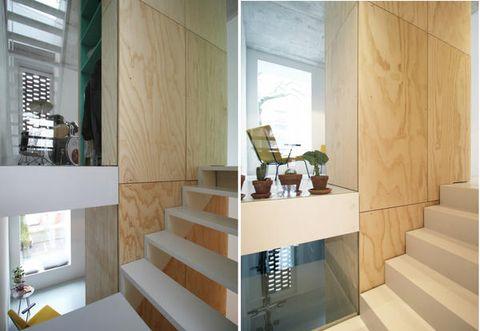 Un esempio di case piccole moderne a rotterdam for Piccole case moderne