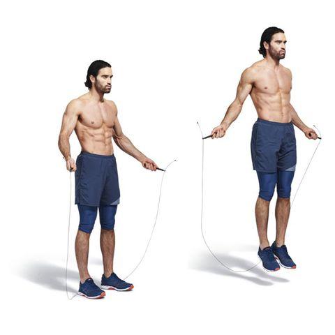 best cardio exercises, clothing, leg, shoulder, standing, human leg, joint, denim, elbow, chest, barechested,