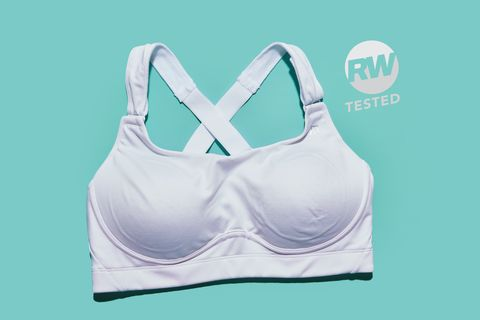 """""""Get Carried Away"""" in This Sports Bra By Skirt Sports"""