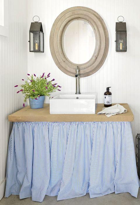 skirted-vanity-half-bathroom-ideas-country-living