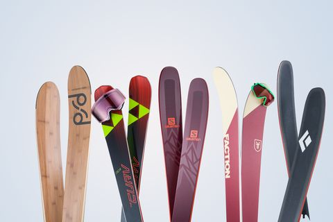 2019 review of best skis