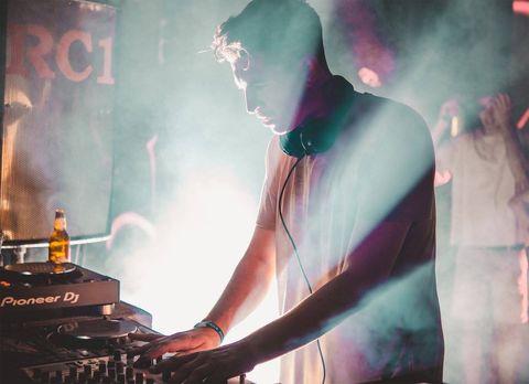 DJ Skream at Village Underground, London