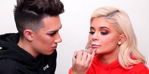 Eye makeup tutorial james charles