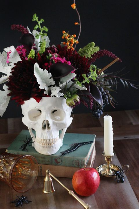 10 Best Halloween Flower Ideas In 2018 Halloween Flower Arrangements