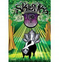 Marijuana strain poster Skunk No. 1 from Califari