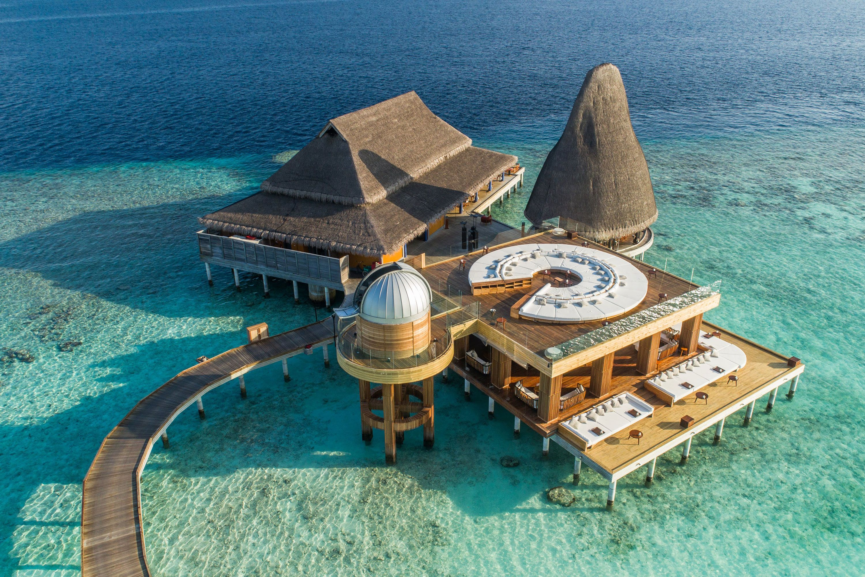 Anantara Kihavah is crowned the most Instagrammable hotel in the world