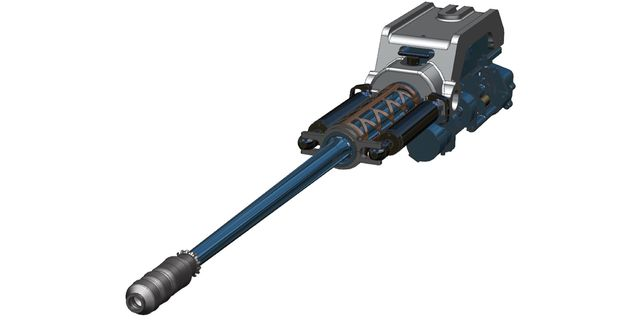 sky viper chain gun