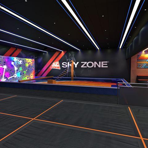 sky zone carnival cruise